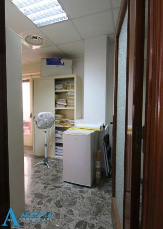 Ufficio in vendita a Taranto, Borgo, 167 mq - Foto 7