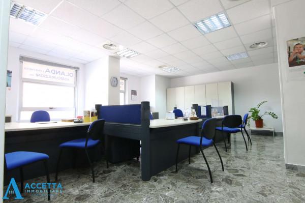 Ufficio in vendita a Taranto, Borgo, 167 mq - Foto 17
