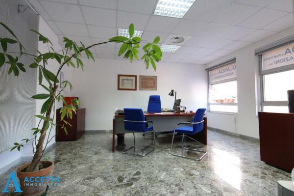 Ufficio in vendita a Taranto, Borgo, 167 mq - Foto 14