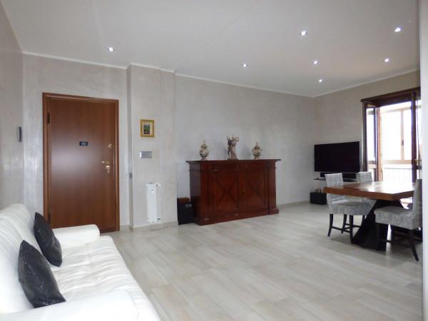 Appartamento in vendita a Borgaro Torinese, Centro, Con giardino, 90 mq - Foto 33