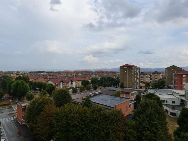 Appartamento in vendita a Borgaro Torinese, Centro, Con giardino, 90 mq - Foto 14