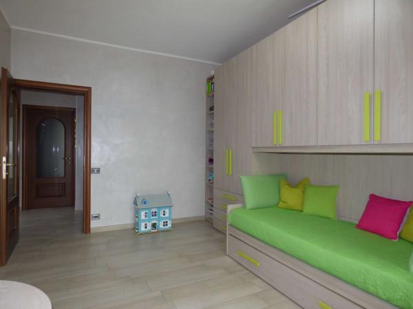 Appartamento in vendita a Borgaro Torinese, Centro, Con giardino, 90 mq - Foto 29