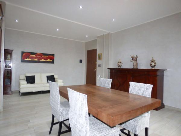 Appartamento in vendita a Borgaro Torinese, Centro, Con giardino, 90 mq - Foto 35