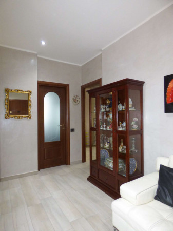 Appartamento in vendita a Borgaro Torinese, Centro, Con giardino, 90 mq - Foto 32