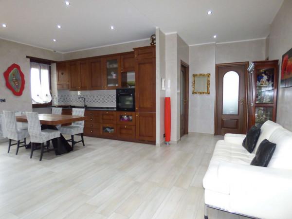 Appartamento in vendita a Borgaro Torinese, Centro, Con giardino, 90 mq - Foto 36