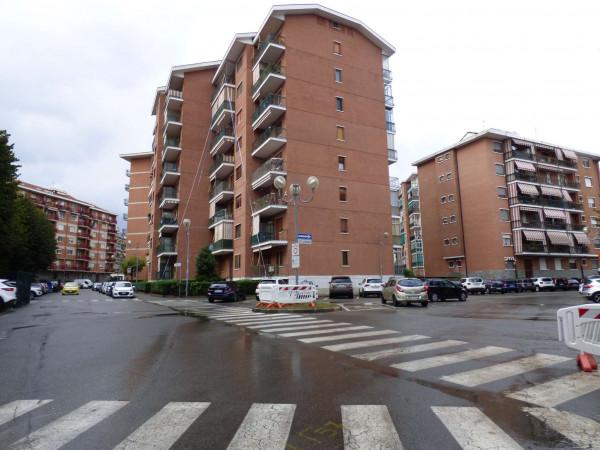 Appartamento in vendita a Borgaro Torinese, Centro, Con giardino, 90 mq - Foto 24