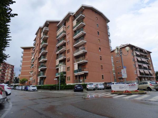 Appartamento in vendita a Borgaro Torinese, Centro, Con giardino, 90 mq - Foto 2