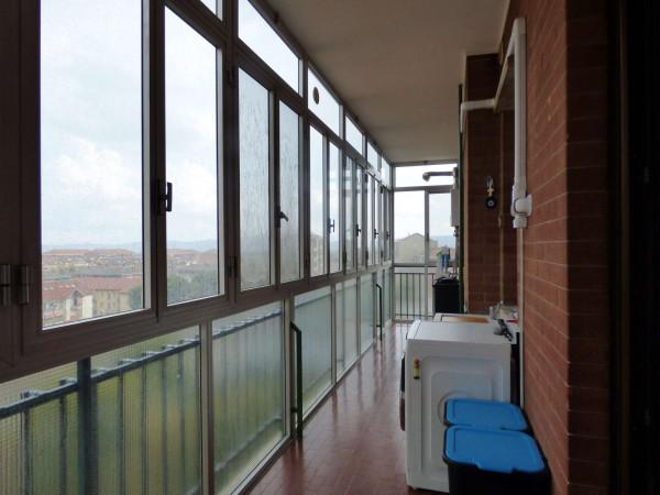 Appartamento in vendita a Borgaro Torinese, Centro, Con giardino, 90 mq - Foto 26