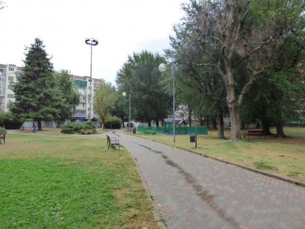 Appartamento in vendita a Borgaro Torinese, Centro, Con giardino, 90 mq - Foto 9