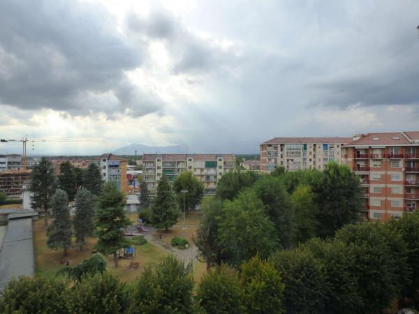 Appartamento in vendita a Borgaro Torinese, Centro, Con giardino, 90 mq - Foto 13