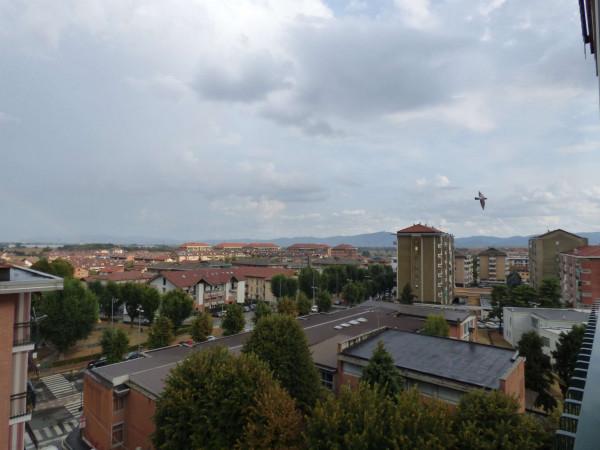 Appartamento in vendita a Borgaro Torinese, Centro, Con giardino, 90 mq - Foto 21