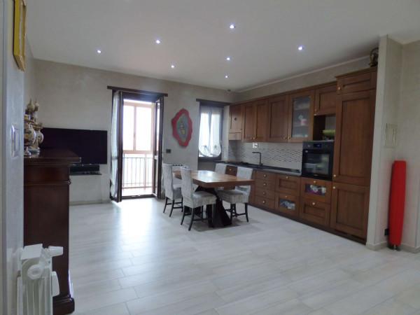 Appartamento in vendita a Borgaro Torinese, Centro, Con giardino, 90 mq - Foto 6
