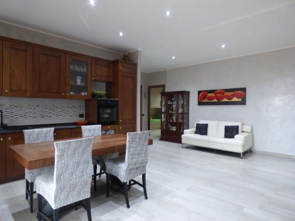 Appartamento in vendita a Borgaro Torinese, Centro, Con giardino, 90 mq - Foto 34