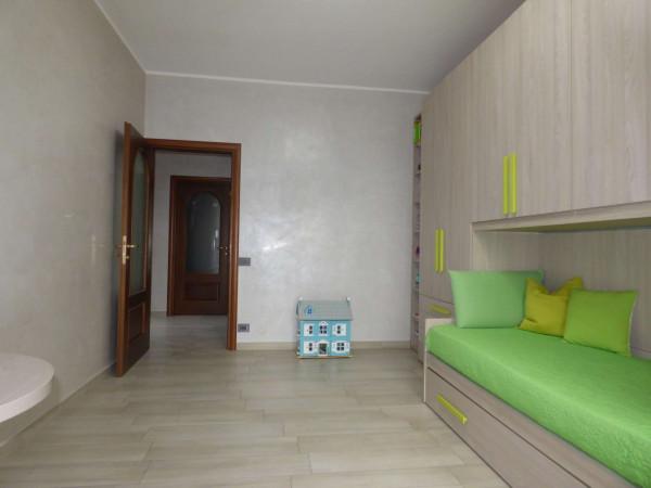 Appartamento in vendita a Borgaro Torinese, Centro, Con giardino, 90 mq - Foto 30