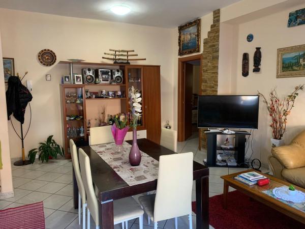 Trilocale in vendita a Brescia, Mercantini, 90 mq