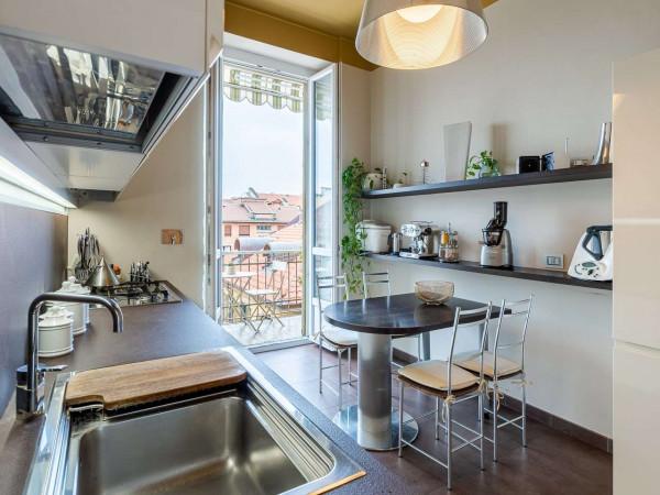 Appartamento in vendita a Torino, 140 mq - Foto 12