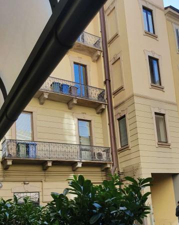 Ufficio in affitto a Milano, Repubblica, Stazione Centrale, 132 mq