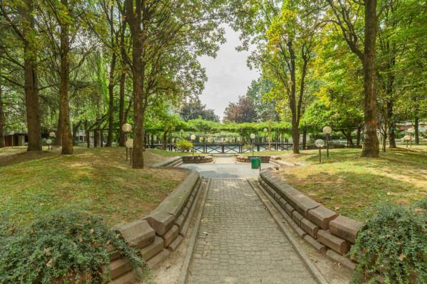 Appartamento in vendita a Milano, San Siro, Con giardino, 210 mq - Foto 3