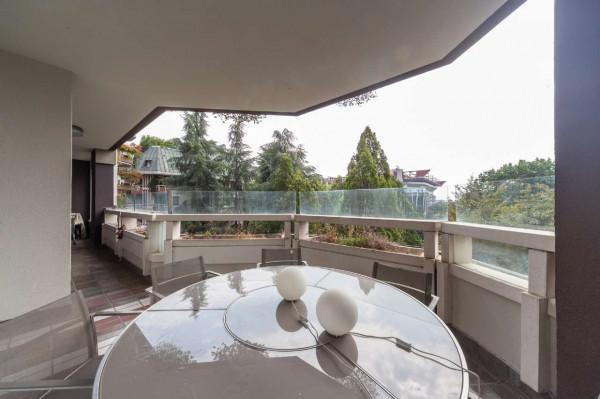 Appartamento in vendita a Milano, San Siro, Con giardino, 210 mq - Foto 5