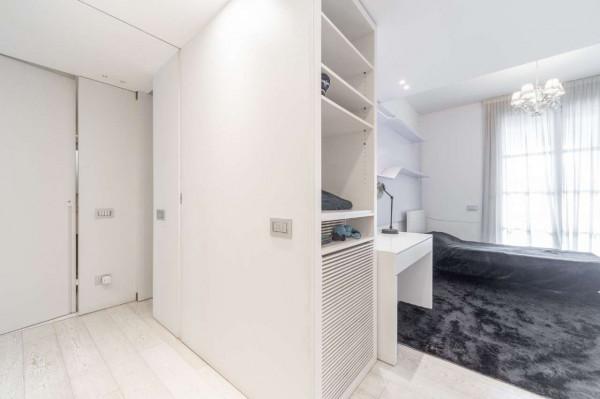 Appartamento in vendita a Milano, San Siro, Con giardino, 210 mq - Foto 10