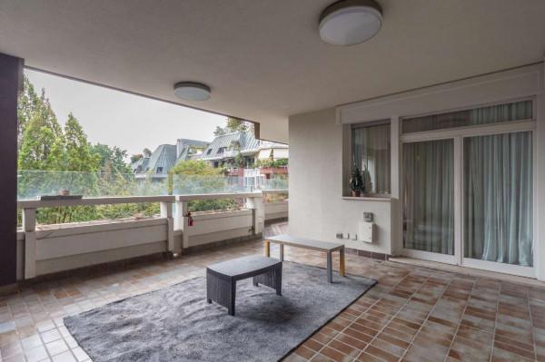 Appartamento in vendita a Milano, San Siro, Con giardino, 210 mq - Foto 6