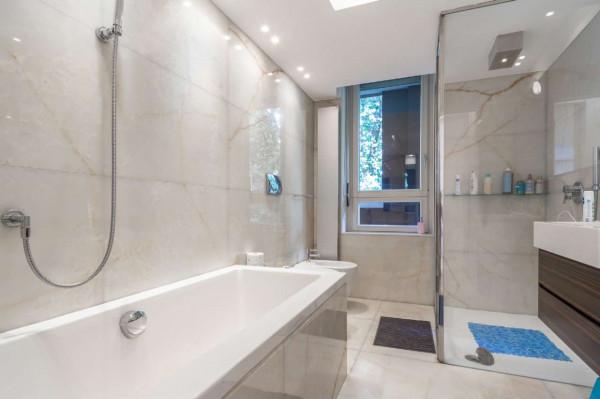 Appartamento in vendita a Milano, San Siro, Con giardino, 210 mq - Foto 9