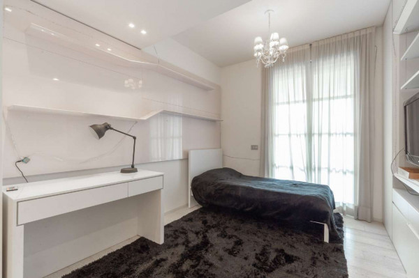 Appartamento in vendita a Milano, San Siro, Con giardino, 210 mq - Foto 14
