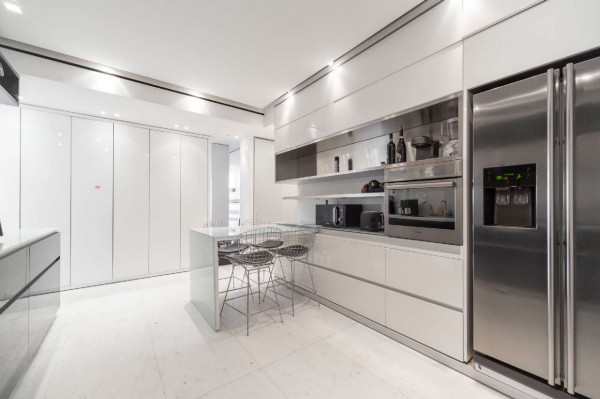 Appartamento in vendita a Milano, San Siro, Con giardino, 210 mq - Foto 18