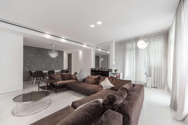 Appartamento in vendita a Milano, San Siro, Con giardino, 210 mq - Foto 19