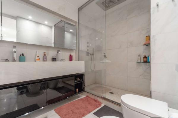Appartamento in vendita a Milano, San Siro, Con giardino, 210 mq - Foto 8