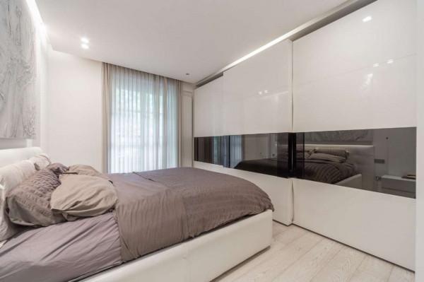 Appartamento in vendita a Milano, San Siro, Con giardino, 210 mq - Foto 15