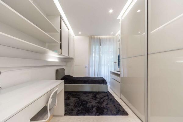 Appartamento in vendita a Milano, San Siro, Con giardino, 210 mq - Foto 13