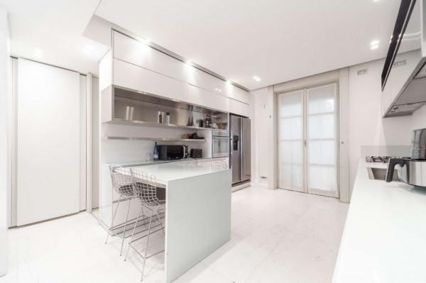 Appartamento in vendita a Milano, San Siro, Con giardino, 210 mq - Foto 17