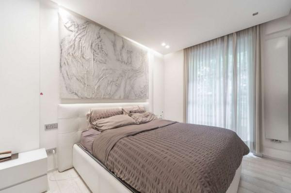 Appartamento in vendita a Milano, San Siro, Con giardino, 210 mq - Foto 16