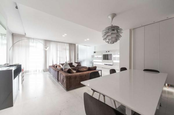 Appartamento in vendita a Milano, San Siro, Con giardino, 210 mq - Foto 20