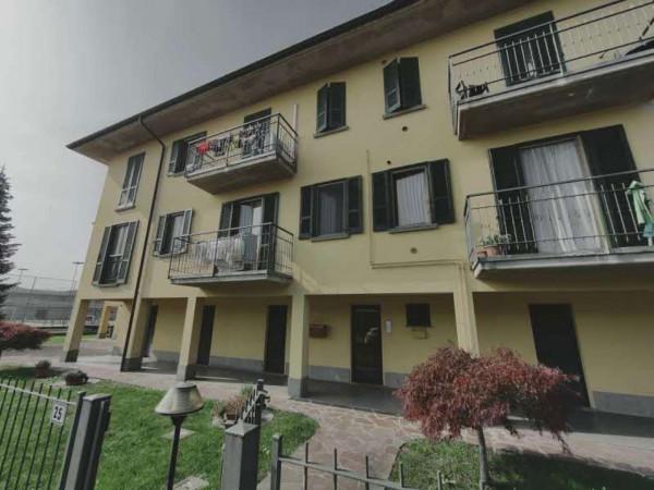 Appartamento in vendita a Agnadello, Residenziale, Con giardino, 106 mq - Foto 1