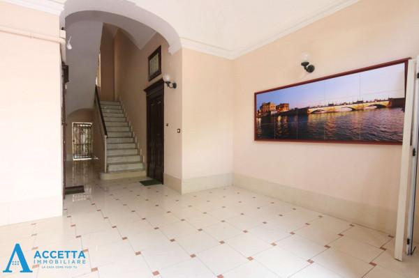 Appartamento in vendita a Taranto, Borgo, Con giardino, 116 mq - Foto 24