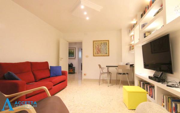 Appartamento in vendita a Taranto, Borgo, Con giardino, 116 mq - Foto 23