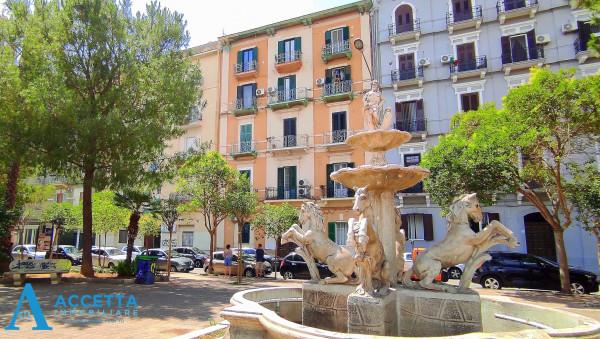 Appartamento in vendita a Taranto, Borgo, Con giardino, 116 mq - Foto 1