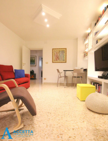 Appartamento in vendita a Taranto, Borgo, Con giardino, 116 mq - Foto 18