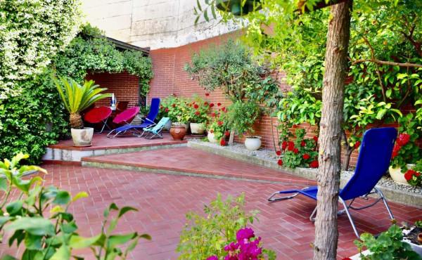 Villa in vendita a Pescara, Piazza Marino Di Resta, Arredato, con giardino, 300 mq - Foto 4