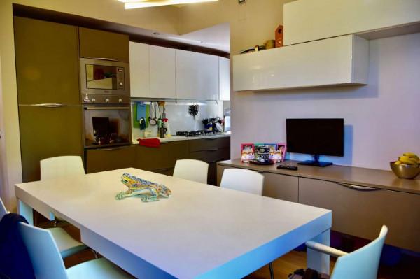 Villa in vendita a Pescara, Piazza Marino Di Resta, Arredato, con giardino, 300 mq - Foto 1