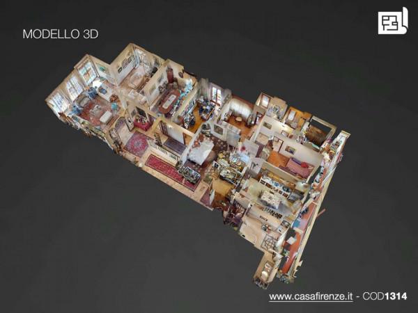 Appartamento in vendita a Firenze, 270 mq - Foto 2