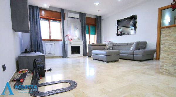 Appartamento in vendita a San Giorgio Ionico, Con giardino, 116 mq - Foto 4