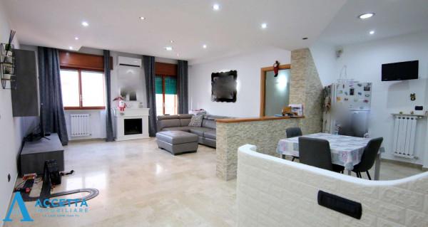 Appartamento in vendita a San Giorgio Ionico, Con giardino, 116 mq - Foto 1