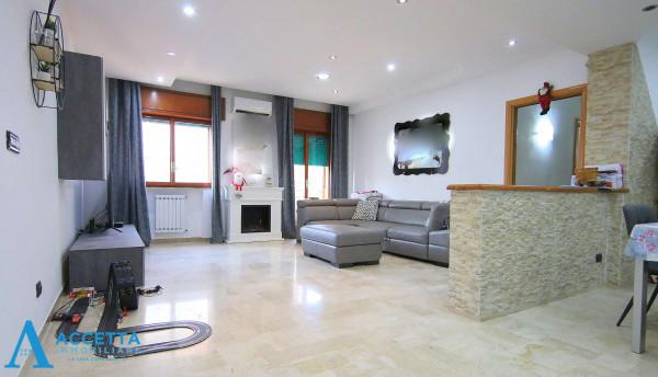 Appartamento in vendita a San Giorgio Ionico, Con giardino, 116 mq - Foto 14