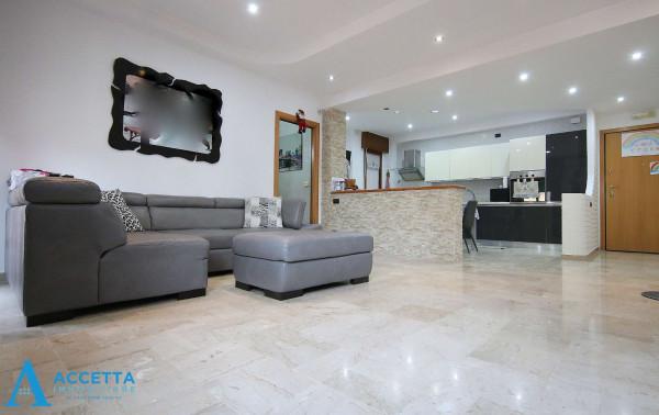 Appartamento in vendita a San Giorgio Ionico, Con giardino, 116 mq - Foto 3