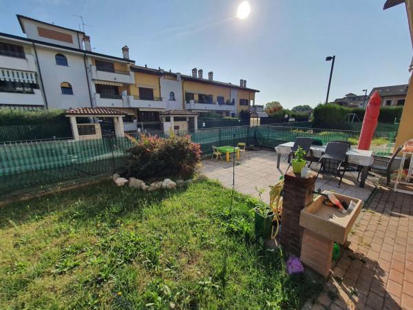 Appartamento in vendita a Galgagnano, Residenziale, Con giardino, 119 mq