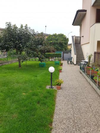 Appartamento in vendita a Torrevecchia Pia, Residenziale, Con giardino, 89 mq