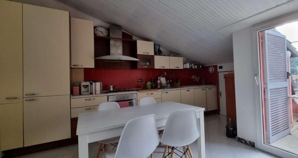 Appartamento in vendita a Carasco, Rivarola Di Carasco, 85 mq - Foto 22